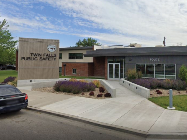 Twin Falls Public Safety Building