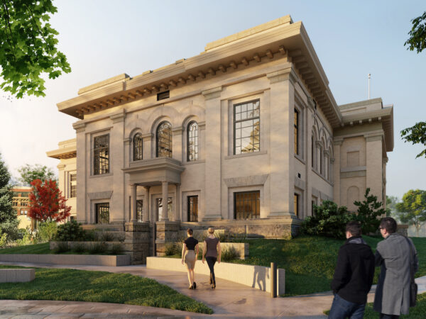 Carnegie Library Renovation